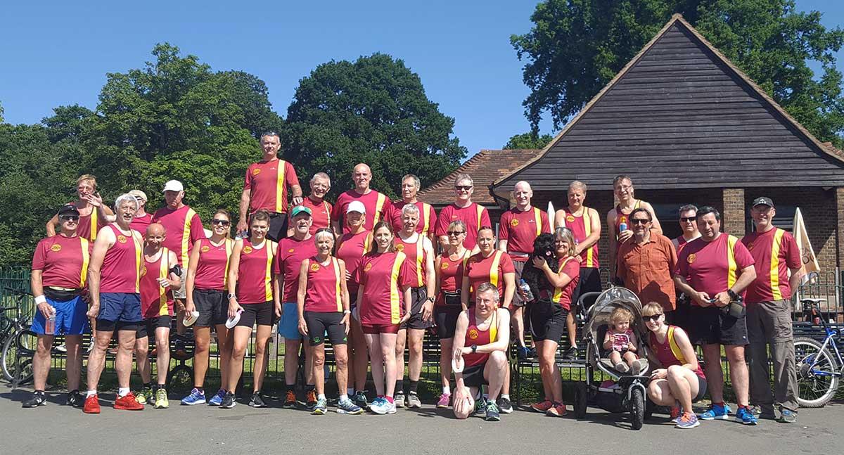 30th Anniversary Run – Saturday 17th June 2017