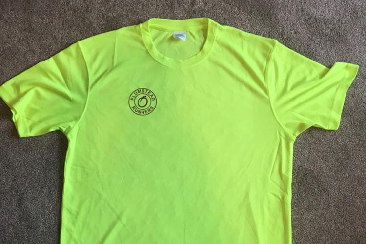 Fluoro tshirt