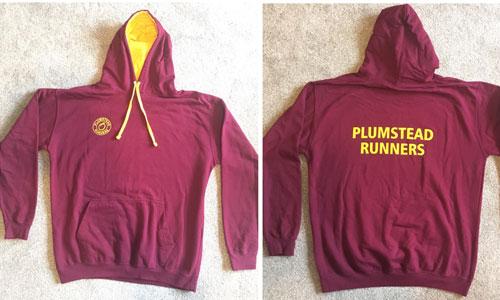 Plums hoodie