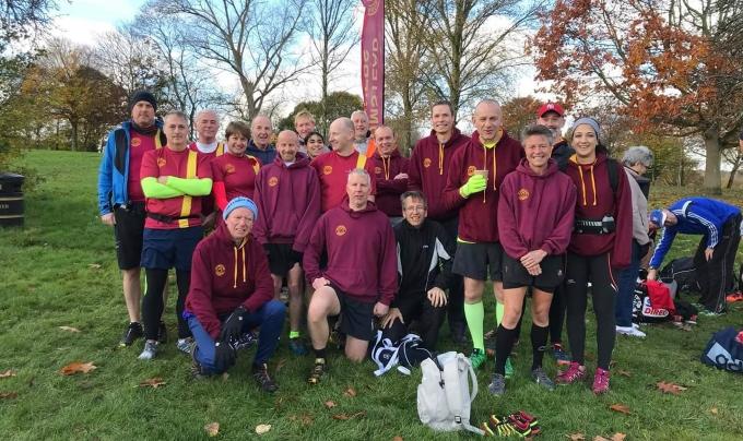 Kent Fitness League – Swanley Park – Sunday 12th November 2017