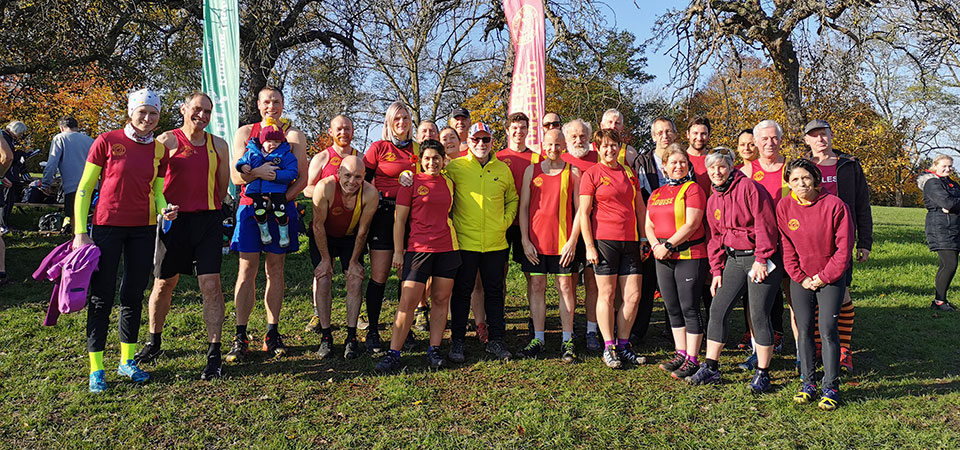 Kent Fitness League - Swanley - 10th November 2019