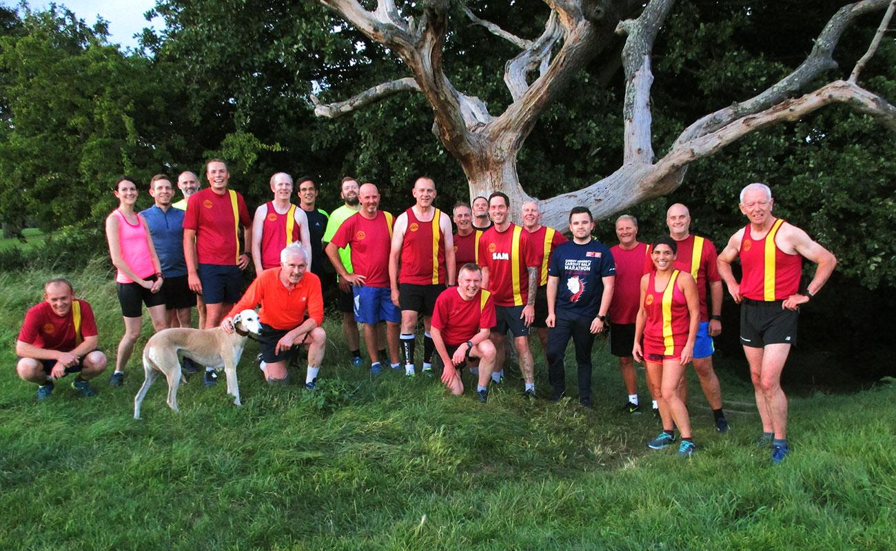 Wednesday - Club Run – Saturday 6th September 2017